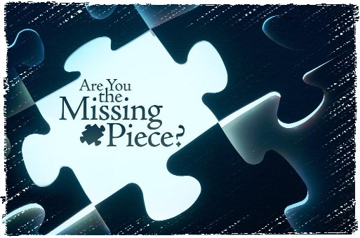 Are you the missing piece